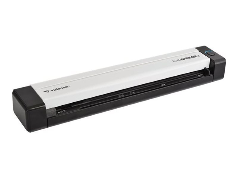 A4 Mono Document Scanner 11 Sec/page @ 200 Dpi B&w 600 Dpi Optical R