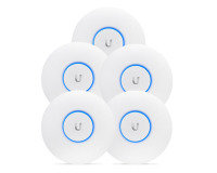 Ubiquiti Unifi AP-AC Lite Radio access point 5 Pack