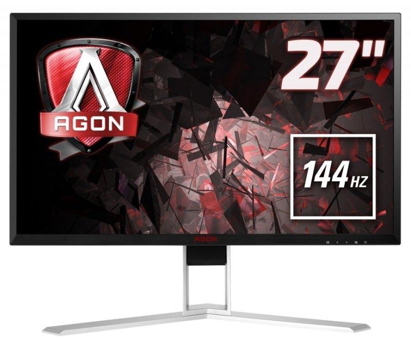 """AOC AGON AG271QX 27"""" QHD 144Hz Monitor"""