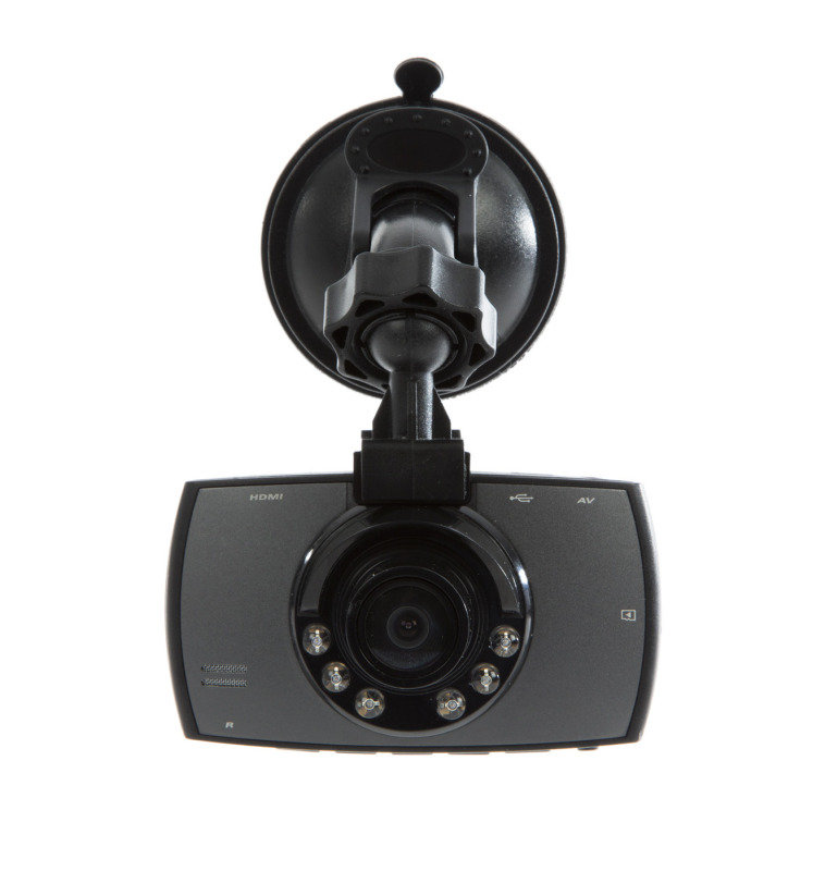 Xenta HD 720P Dash Cam with Windscreen Mount