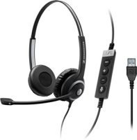 Sennheiser Circle SC 260 MS II On-Ear Headset Black