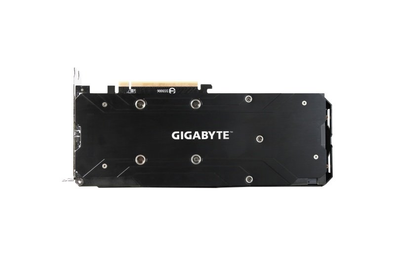 Gigabyte GeForce GTX 1060 6GB GDDR5 Dual-Link DVI-D HDMI 3x DisplayPort PCIE Graphics Card