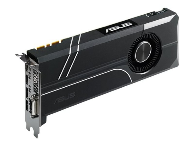 Asus GeForce GTX 1080 Turbo 8GB GDDR5X Dual-link DVI-D HDMI DisplayPort PCI-E Graphics Card