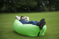 Chillout Air Lounger - Green