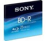 Sony BNR25SL BD-R - 6x 25 GB