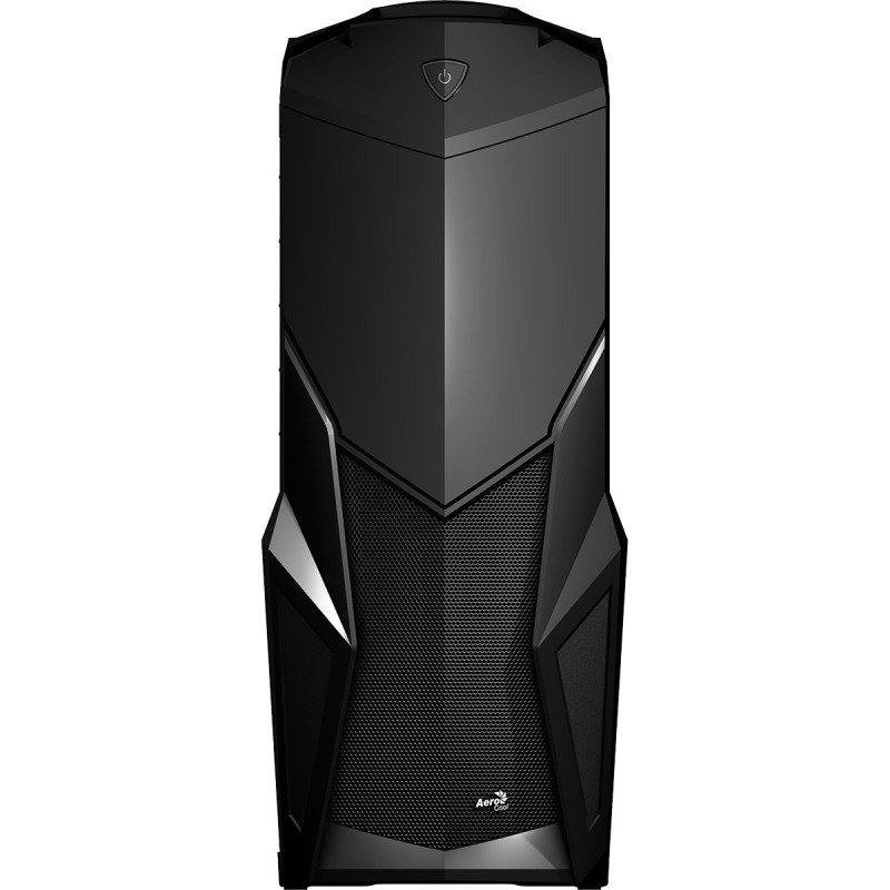 Aerocool Cruise Star ATX Mid Tower Case with 1x USB3 1x12cm LED Front Fan Card Reader Window