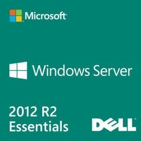 Windows Server 2012 R2- Essentials Edition (Dell ROK)