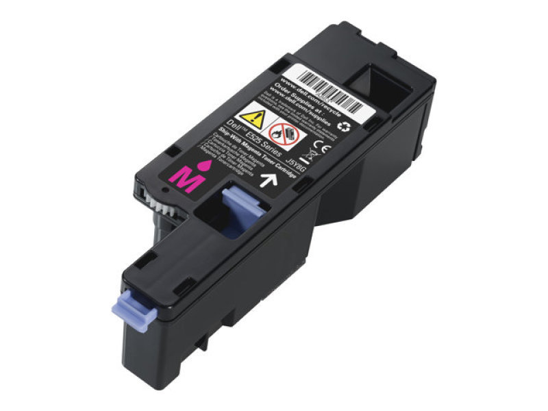 Dell E525W 1.4K Magenta Toner Kit