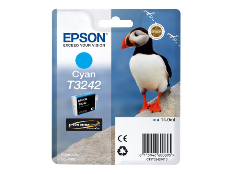 Epson TS3242 Cyan Ink Cartridge