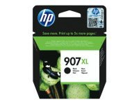 HP 907XL High Yield Black Original Ink