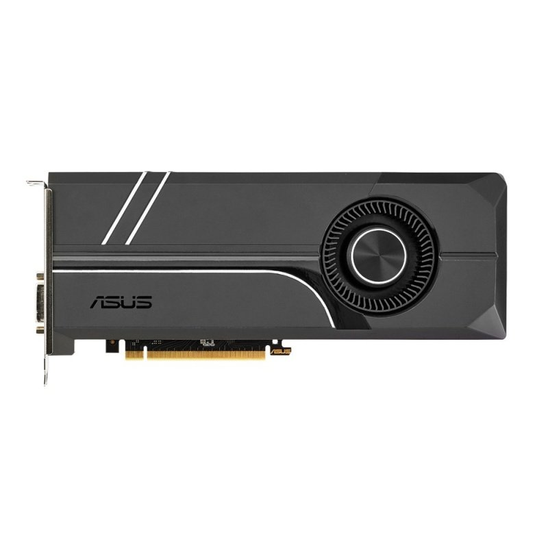 Asus GeForce GTX 1070 Turbo 8GB GDDR5 DVI-D HDMI DisplayPort PCI-E Graphics Card