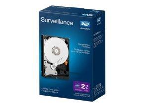 WD Surveillance 2TB SATA 6Gb/ s Hard Drive
