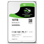 "Seagate BarraCuda Pro 10TB Desktop Hard Drive 3.5"" SATA III 6GB's 7200RPM 256MB Cache"