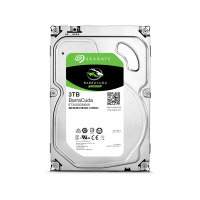 "Seagate BarraCuda 3TB 3.5"" Hard Drive"