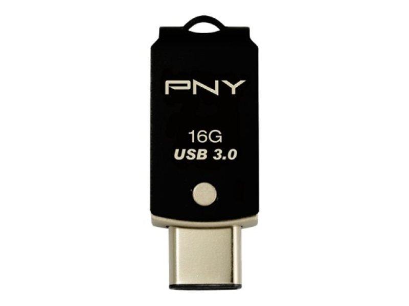 PNY UCD10 16GB USB flash drive