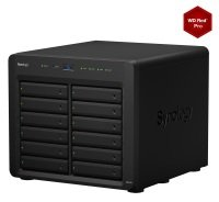 Synology DS2415+ 96TB (12 x 8TB WD RED PRO) 12 Bay Desktop NAS
