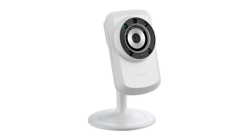 D-Link DCS-932L/B Wi-Fi Day/Night Camera