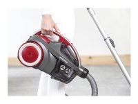Whirlwind Bagless Cylinder Vacuum Cleaner 1.5 Litre 700w Red/grey 1 Year