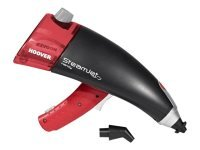 Hoover Steamjet Handheld Steam Cleaner 0.3 Litres Water Tank Capacity 1300w Red