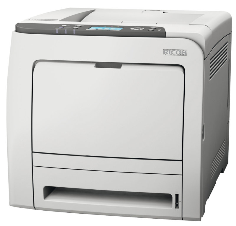 Ricoh Aficio Spc320dn A4 Colour Networked  Printer with Duplex Printing