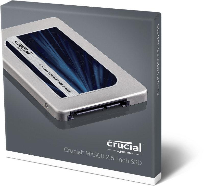 Crucial MX300 525GB SATA III 2.5inch SSD