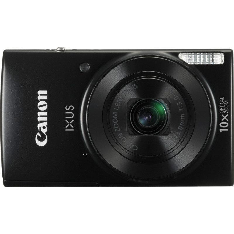 Canon IXUS 180 20MP HD Compact Digital Camera  Black