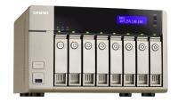 QNAP TVS-863-4G 80TB (8 x 10TB SGT-IW) 8 Bay Desktop NAS with 4GB RAM