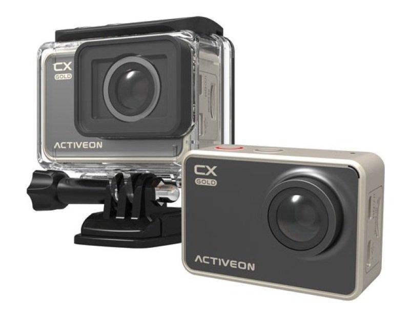 ACTIVEON CX Gold Full HD Action Camera