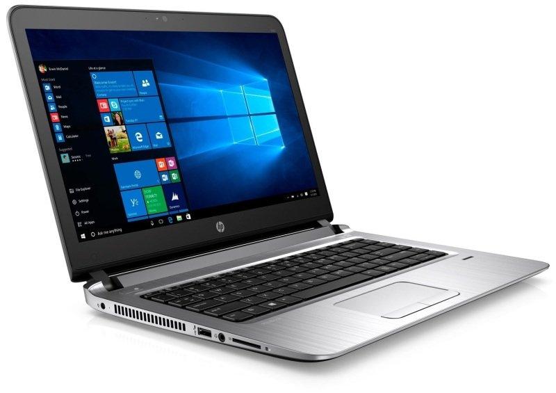 "Image of HP ProBook 455 G3 Laptop, AMD A10-8700P 1.8GHz, 4GB RAM, 500GB HDD, 15.6"" LED, DVDRW, AMD R6, WIFI, Webcam, Bluetooth, FPR, Windows 7 / 10 Pro 64bit"