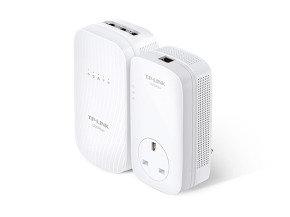 TP-Link  TL-WPA8730KIT AV1200 Gigabit Powerline ac Wi-Fi Kit