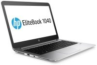 "HP EliteBook 1040 G3 Intel Core i7, 14"", 8GB RAM, 256GB SSD, Windows 10, Notebook - Silver"