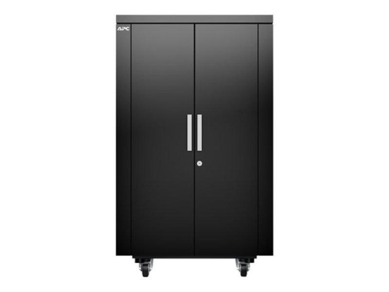 APC NetShelter CX rack 24U