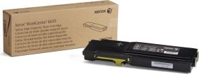 Xerox 106R02746 High Yield Yellow Toner Cartridge