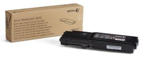 Xerox 106R02747 High Yield Black Toner Cartridge