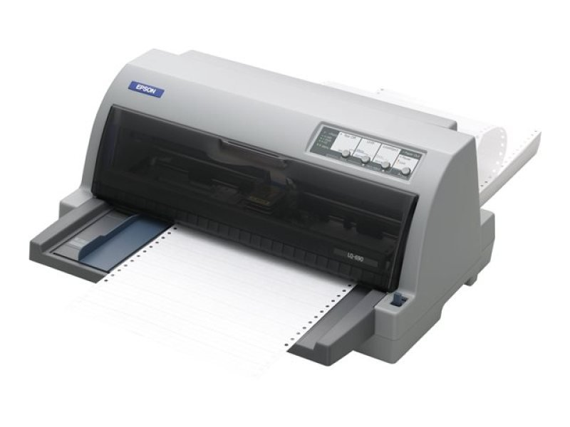 Epson LQ 690 Mono Dot Matrix Printer