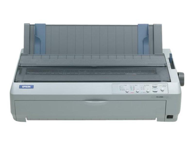 Epson FX 2190N Mono Network Dot Matrix Printer