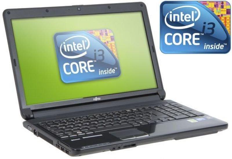 Fujitsu Lifebook Ah530 Laptop, Intel Core I3 380m 2.53ghz, 4gb Ram, 500gb Hdd, Dvdrw, Intel Hd, Webcam, Hdmi, Windows 7 Home Premium 64bit