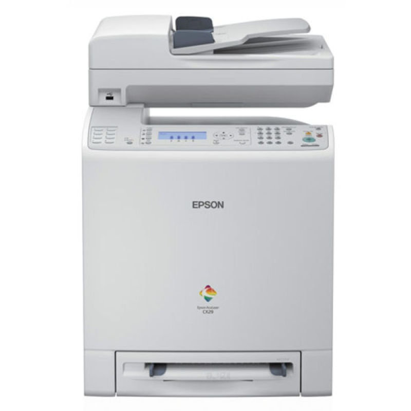 Image of Epson AcuLaser CX29DNF All-in-One Colour Laser Printer