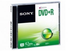 Sony DPR47SJ DVD+R