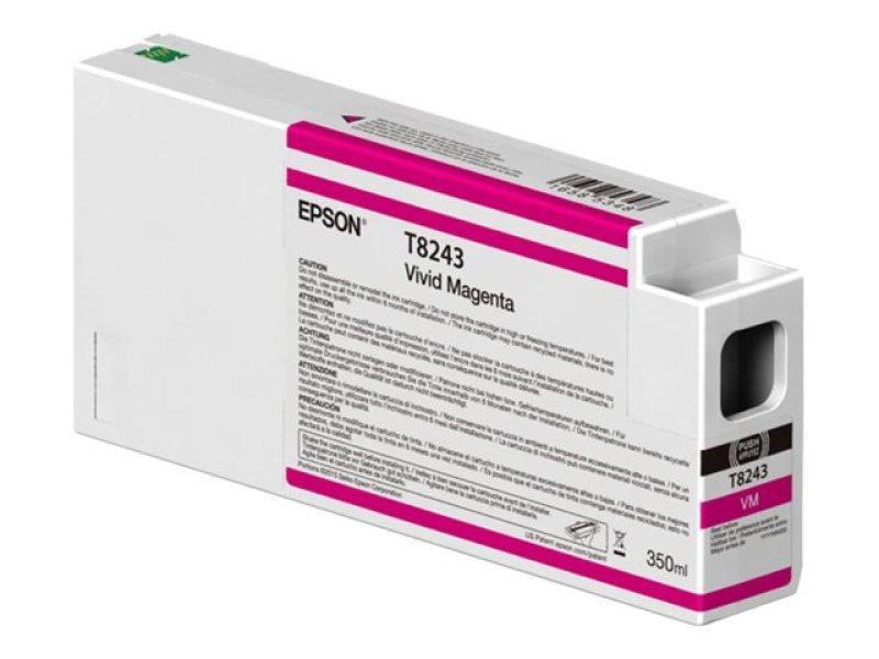 InkCart/T824300 UltraChrome VividMagenta
