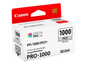 Ink Cart/PFI-1000 Photo Grey