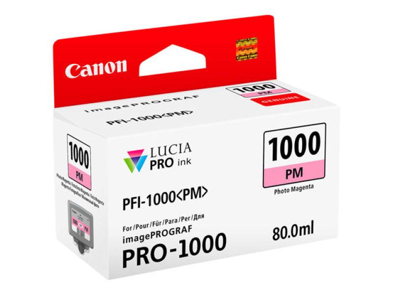 Ink Cart/PFI-1000 Photo Magenta