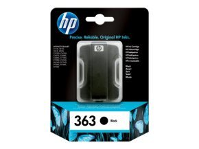 HP 363 Black Original Ink Cartridge - C8721EE