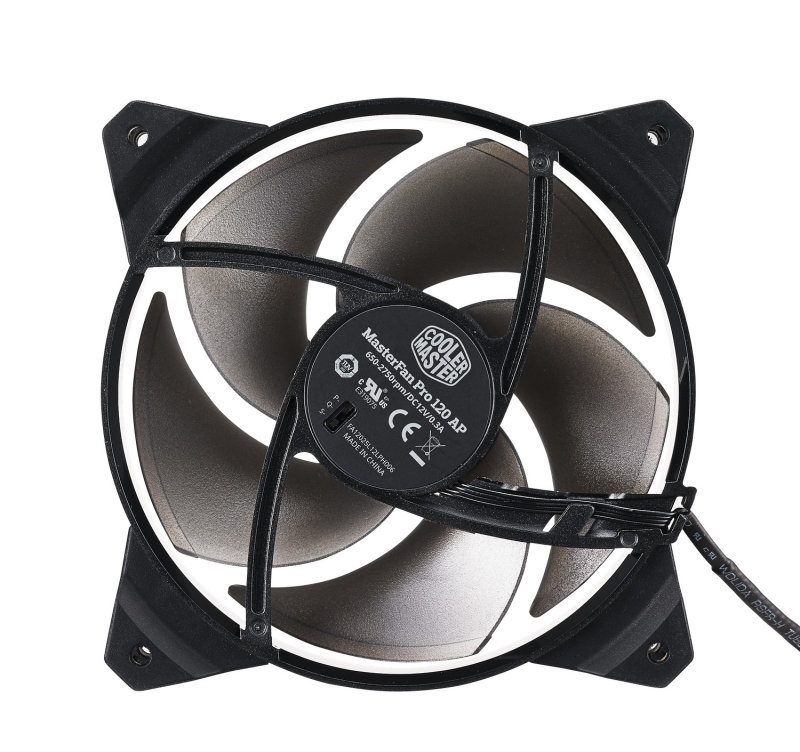 CoolerMaster Master Fan Pro 120 Air Pressure Computer case Fan