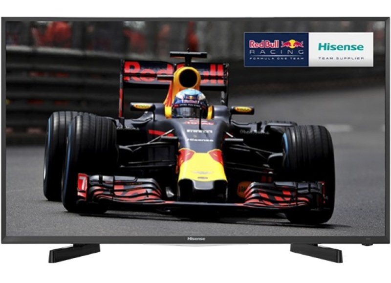"Image of 49"" Full Hd Led Tv With Freeview Hd 1920 X 1080 Black 2x Hdmi And 1"