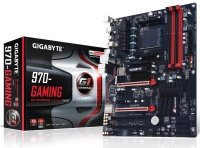 EXDISPLAY Gigabyte GA-970-Gaming Socket AM3+ 7.1 Channel Audio ATX Motherboard