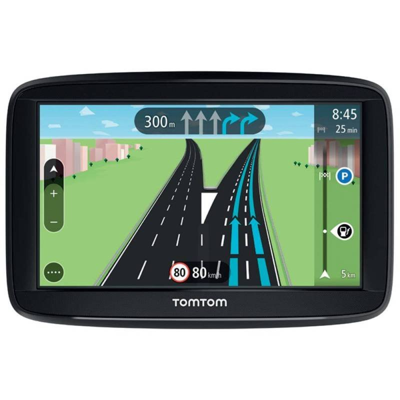 Tomtom Start   Inch Sat Nav With European Maps And Lifetime Map Updates