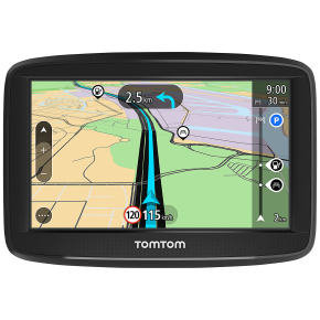 TomTom Start 52 5-inch Sat Nav with Western European Maps and Lifetime Map Updates