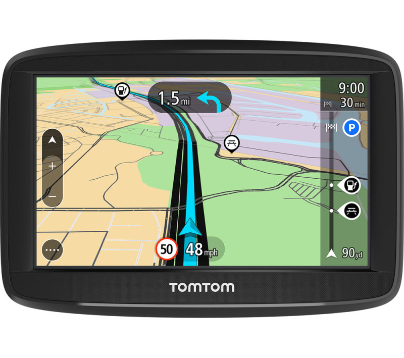 TomTom Start 62 6inch Sat Nav with Western Europe Maps and Lifetime Map Updates