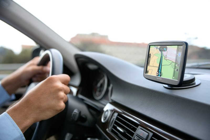 TomTom Start 62 6-inch Sat Nav with Western Europe Maps and Lifetime Map Updates